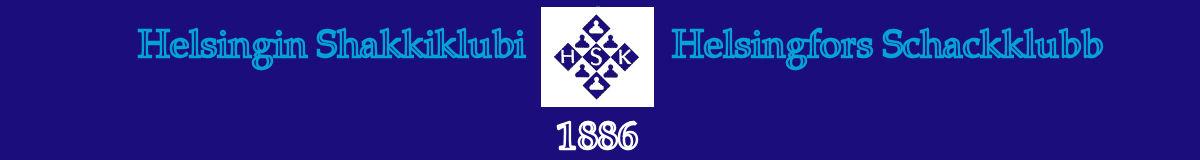 Helsingin Shakkiklubi  –  Helsingfors Schackklubb